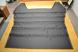 1970 70 Plymouth Scamp Black Perforated Hardtop Headliner Usa Made Top Quality