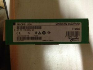 Modicon 140cps11100 140 cps 111 00 Power Supply Module