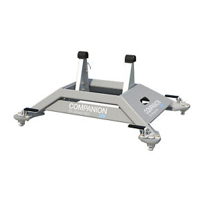 B W Hitches Rvb3600 Companion Oem 5th Wheel Hitch Base Kit For Ram Puck System