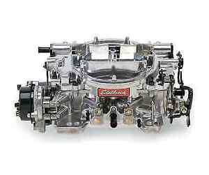 Edelbrock 1813 Thunder Series Avs 800 Cfm Electric Choke Carburetor