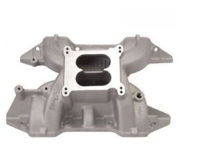 Edelbrock 7186 Performer Rpm 383 Intake Manifold For Chrysler 361 400ci