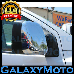Chrome Towing Mirror Cover Model Only 1 Pair For 05 15 Nissan Titan 2005 2015