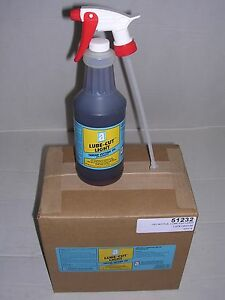 12 Quart Trigger Spray Threading Oil For Rothenberger Collins Pony Pipe Threader