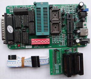 Pcb5 0e Eprom Pic Programmer Adapter Psop44 For Am29f200 Am29f400 Am29f800