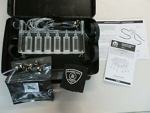Miller Tool 10493 Diesel Return Fuel Quantity Tester Connector Assembly Kit