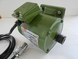 Denver Astro Ii Tool Cutter Grinder Workhead Drive Motor