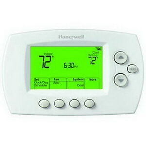 Honeywell Th6320wf1005 Wi fi Focuspro 6000 7 day Programmable Thermostat