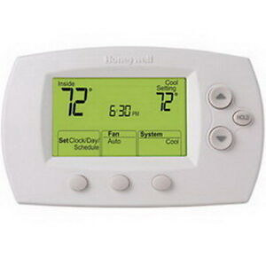 Honeywell Th6110d1005 Focuspro 6000 Programmable Digital Thermostat 1h 1c