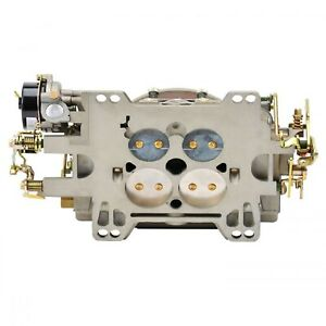 Edelbrock 1409 Marine Series Performer 600 Cfm Electric Choke Carburetor
