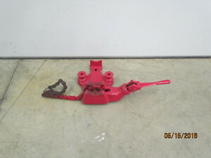 Rothenberger Chain Bench Vise