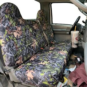 F23 Cm F Series Regular Super Cab Front Or Rear Solid Bench Seat Cover For Ford