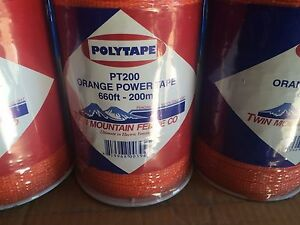 New Poly Tape Bulk Lot Save Big Free Shipping