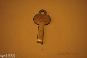 Ilco 1360 Ns Safe Deposit Box Keyblank