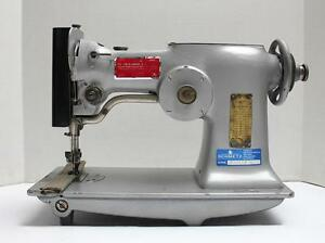 Singer 107w1 2 needle 3 thread Double Zigzag Industrial Sewing Machine Head Only