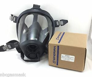 Survivair Opti fit Model 7690 Cbrn Gas Mask W cbrn Filter 1690 Exp 2025 New