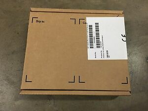 Lot Of 100pcs 10x9x3 Inch Small Packing Box W Foam Protects Inside W hp Logo