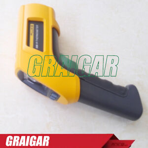 Fluke 568 F568 Handheld Ir Thermometer Infrared Ir Thermometer With Lcd Display
