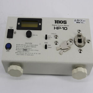 High Quality Torque Meter Hios Hp 10 Digital Torque Meter Tester