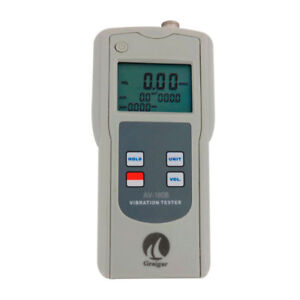 Digital Vibration Tester Av 160b Vibration Meter With Software And Usb Cable