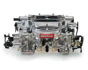 Edelbrock 1812 Thunder Series Avs 800 Cfm Manual Choke Carburetor