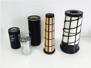 Mahindra Tractor Economy Pack Of 6 Filters 0455 0456 2448 1778 1215 0316