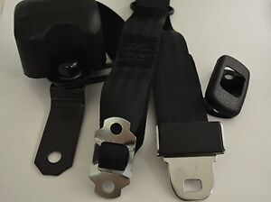 1967 1969 Camaro Front 3 point Seat Belts Gm Buckles