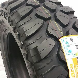 4 Lt285 70r17 Road Warrior M T 200 Mud Terrain Tires Lt 285x70r17 R17 2857017