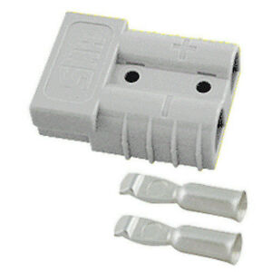 Anderson Style Forklift Battery Connector 350 Amp