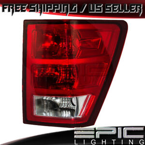 2005 2006 Jeep Grand Cherokee Brake Taillight Taillamp Right Passenger Side Rh