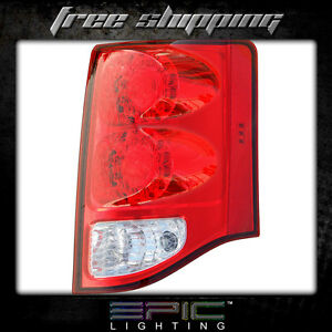 Fits 2011 14 Dodge Grand Caravan Taillight Lamp Passenger Right Only