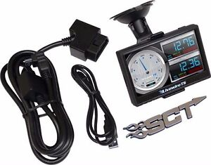 Sct Livewire Ts Tuner For 1999 2016 Ford Powerstroke Diesel Superduty 5015p