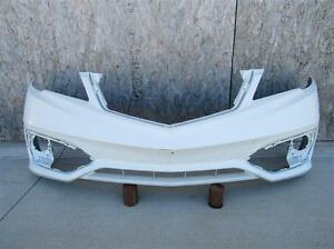 16 17 2016 Acura Rdx Front Bumper Cover Oem