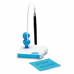 Sale Office Boss Desk D cor Designer Gift Funky Memo Station Stationary Holder