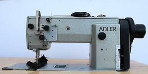 Adler K467 fa 373 Walking Foot Large Hook Computerized Industrial Sewing Machine