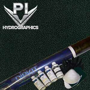 Hydrographic Kit Hydro Dipping Water Transfer Print Chameleon Ll 171blackpaint