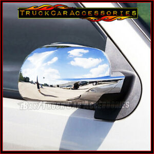 For Chevy Tahoe 2007 2008 2009 2010 2011 2012 2013 2014 Chrome Full Mirror Cover