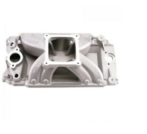 Edelbrock 2916 Super Victor Tall Deck Intake Manifold For Big Block Chevy