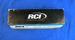Rci Stainless Steel Electric Strike 2 Series centre Latch 2114x05dx32d m1