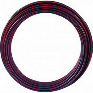 Viega Proradiant 2802us Black With Red Stripe Pex Barrier Tubing 1 2 X 300