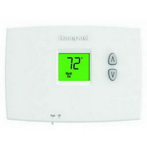 Honeywell Th1100dh1004 Pro 1000 Non programmable Low Voltage Thermostat