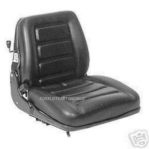 Universal Forklift Seat Suspensin With Switch Lift Truck Parts Clark