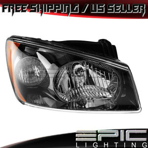 Headlight Headlamp For 2004 2006 Kia Spectra Sx Ex Gsx Right Passenger Side Rh