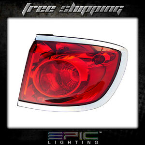 Fits 08 09 Buick Enclave Tail Light Lamp Passenger Right Only