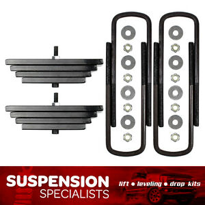 99 04 Ford Superduty 2 8 Front Leveling Lift Kit 4x4 4wd F350