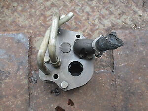 1962 Allis Chalmers D19 Gas Tractor Hydraulic Transmission Pump Free Shipping
