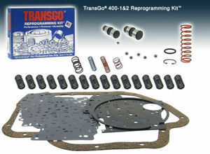 Transgo Reprogramming Shift Kit For Thm400 Th400 400 3l80 Sk 400 1