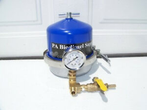 150 Gph Centrifuge W brass And Gauge For Wvo oil And Biodiesel