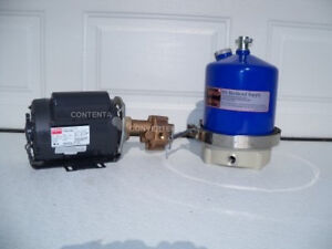 300 Gph Oil Centrifuge Motor Package For Wvo Oil And Biodiesel