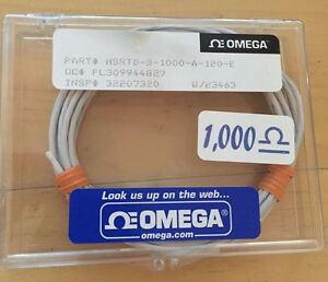 Flexible Sealed Pfa Rtd Sensor 1000 Ohm