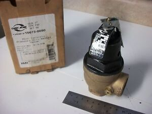 Cash Acme 15673 0050 High Capacity Pressure Only Relief Valve
